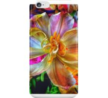 Decaying Flower iPhone Case/Skin