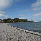 Llandudno Beach, Wales by Allen Lucas