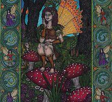 The Woodland Fairy by CherrieB