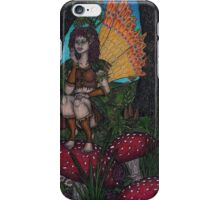 The Woodland Fairy iPhone Case/Skin