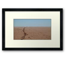 Distant Framed Print