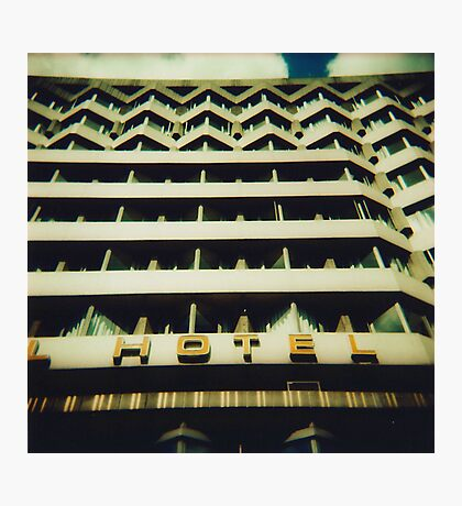 LHOTEL Photographic Print