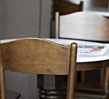 The Coffee Shop by Marie Watt