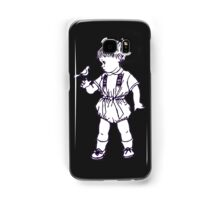 BIRD BOY RETRO 50s Samsung Galaxy Case/Skin