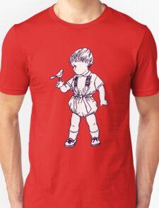 BIRD BOY RETRO 50s T-Shirt
