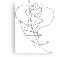 Signature Canvas Print