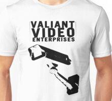 VALIANT VIDEO ENTERPRISES Unisex T-Shirt