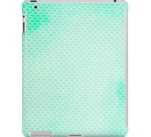 Green Mermaid Leggings iPad Case/Skin