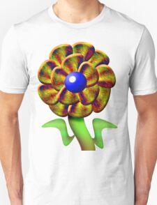 Flower Gold T-Shirt