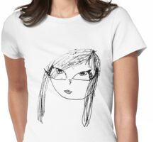 Louise Womens Fitted T-Shirt
