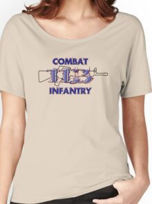 11Bravo - Combat Infantry Women's Relaxed Fit T-Shirt