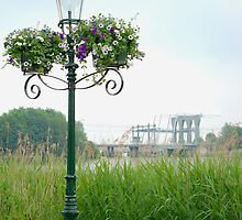View on the River Vecht  by steppeland