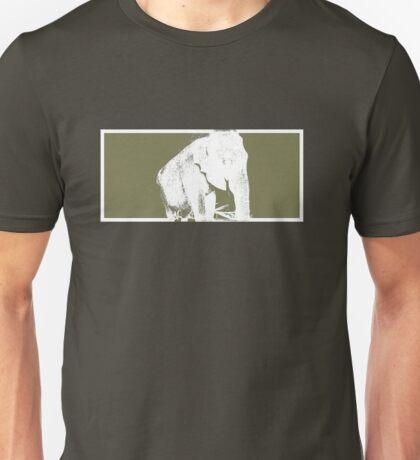 BIG WHITE ELEPHANT CIRCUS Unisex T-Shirt