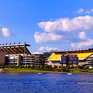 Pittsburgh&#x27;s Heinz Field by PJS15204