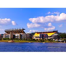 Pittsburgh's Heinz Field Photographic Print