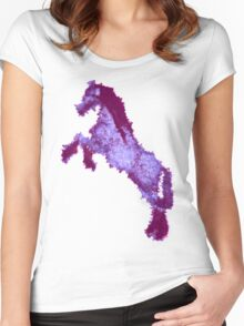 Crystal Magic Equine Women's Fitted Scoop T-Shirt