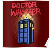 DOCTOR WHOMER Poster
