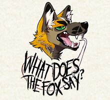 What Does The Fox Say Pullover