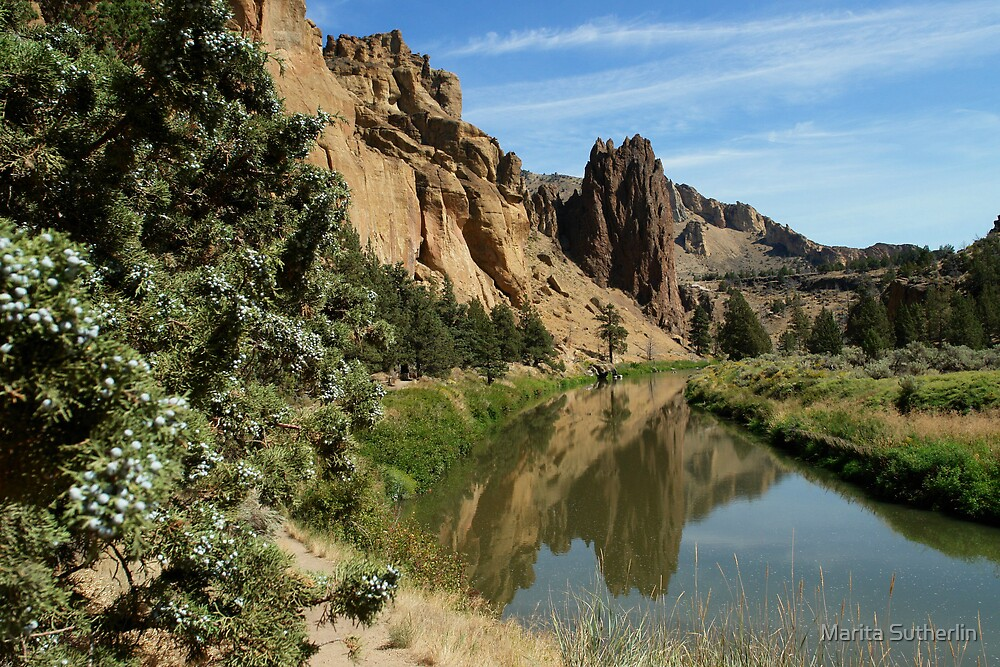 Quiet Reflections by Marita Sutherlin