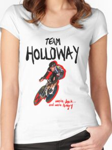 TEAM HOLLOWAY Women's Fitted Scoop T-Shirt