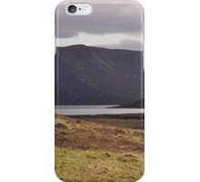 Path to Loch Muick iPhone Case/Skin