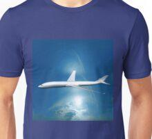 Dream Liner in the Sky Unisex T-Shirt