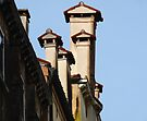 Venetian Chimney tops by CiaoBella