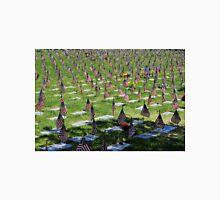 Veterans Memorial Cemetery Unisex T-Shirt
