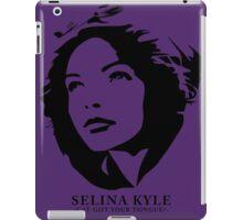 Selina Kyle - Version 1 iPad Case/Skin