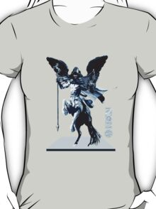 The Game of Kings, Wave Seven: The White Queen's Knight T-Shirt