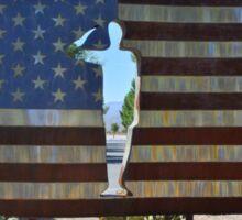 U.S. Flag Sticker
