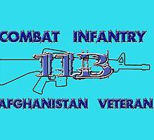 11Bravo - Combat Infantry - Afghanistan Veteran by Buckwhite
