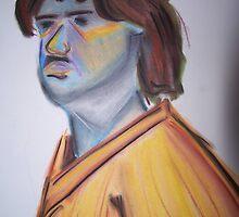 Simónt in Pastel by Sarah Bentvelzen
