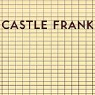 CASTLE FRANK Subway Station by Daniel McLaren