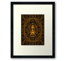 Oro Framed Print