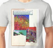 edward gazed Unisex T-Shirt