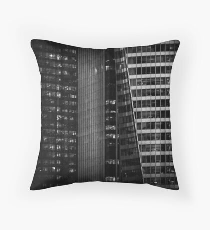 La Defence II Throw Pillow
