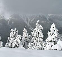 Banff Christmas by CliveHarris
