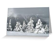 Banff Christmas Greeting Card