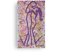 Love Dance Canvas Print