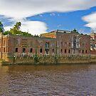 Bonding Warehouse - York by Trevor Kersley