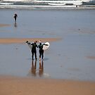 Scene At Saltburn by dougie1page2