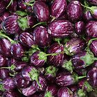 Aubergine by Jane McDougall