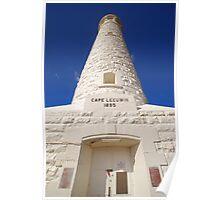 Cape Leeuwin Lighthouse WA Poster