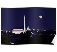 The District of Columbia - Washington D.C.  2012 Poster