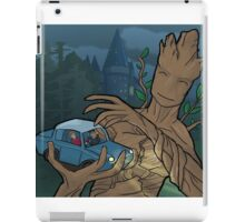 The Whomping Groot iPad Case/Skin