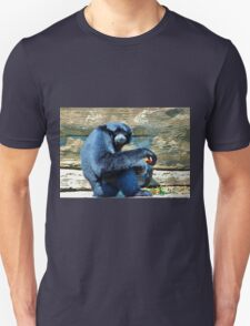 Siamang Having A Snack Unisex T-Shirt
