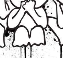 Kodama (Tree Spirits) Sticker