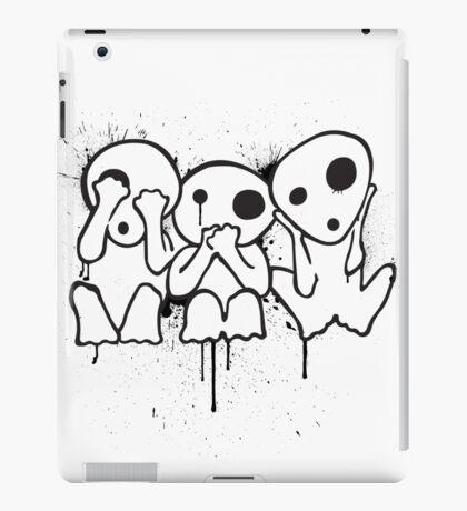 Kodama (Tree Spirits) iPad Case/Skin