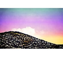 Day Fades Into Night Photographic Print